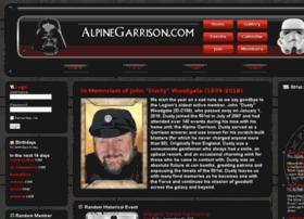 alpinegarrison.com
