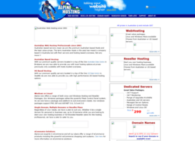alpinehosting.net.au
