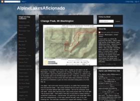 alpinelakesaficionado.blogspot.com