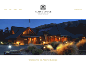 alpinelodge.co.nz
