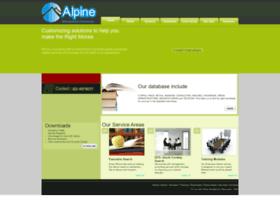 alpinemanagement.in
