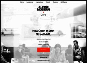 alpinemodern.com