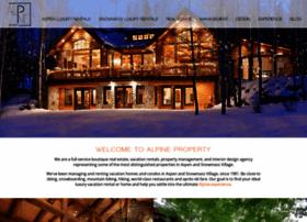 alpineproperty.com