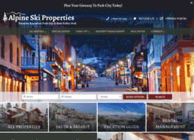 alpineskiproperties.com