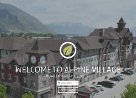 alpinevillageapt.prospectportal.com