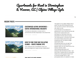 alpinevillageapthomes.com