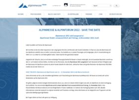 alpinmesse.info