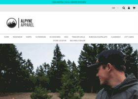 alpyneapparel.com