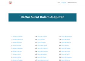 alquran-indonesia.com