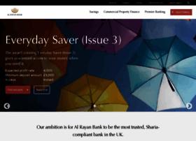 alrayanbank.co.uk