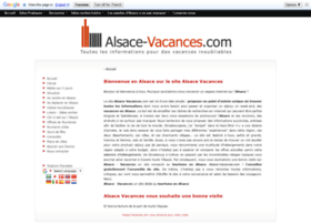 alsace-vacances.com