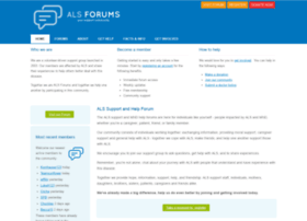 alsforums.com
