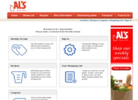 alssupermarket.mywebgrocer.com