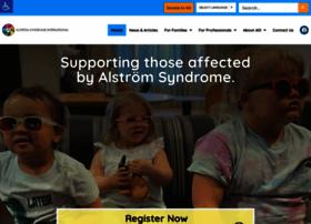 alstrom.org