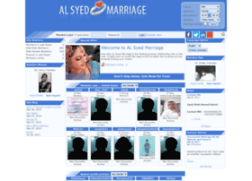 alsyedmarriage.com