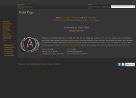 alt-starfleet-rpg.org