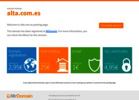 alta.com.es