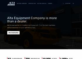 altaequipment.com