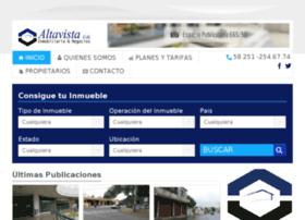 altavistainmobiliaria.net.ve