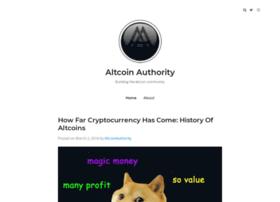 altcoinauthority.com