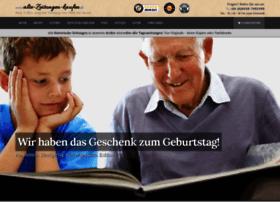 alte-zeitungen-kaufen.de