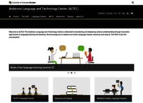 altec.colorado.edu