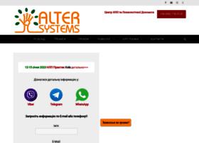 alter-systems.com