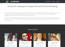 alterconf.com