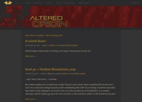 alteredorigin.net