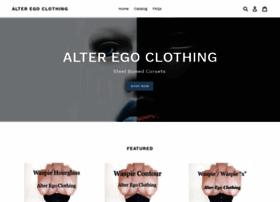 alteregoclothing.com