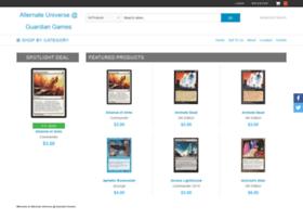 alternateuniversegames.com