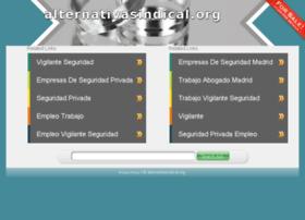 alternativasindical.org