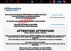 alternative-cigarette-electronique.com
