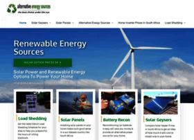 alternative-energy-sources.co.za