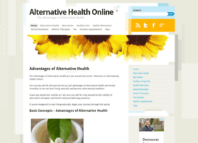 alternative-healing-online.com