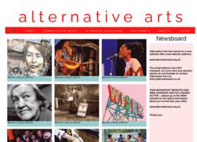 alternativearts.co.uk