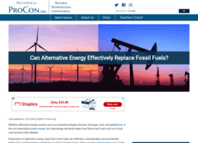 alternativeenergy.procon.org
