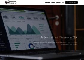 alternativefinance.ch