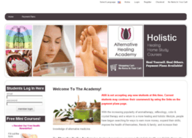 alternativehealingacademy.com