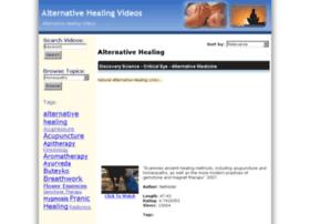 alternativehealingvideos.info