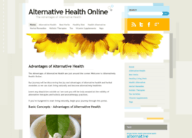alternativehealthonline.co