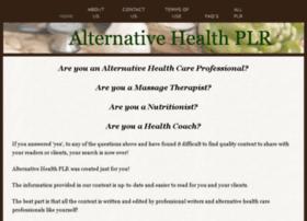 alternativehealthplr.com