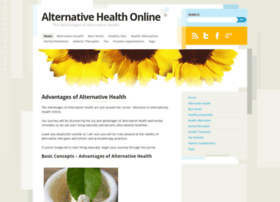 alternatively-healthier.com