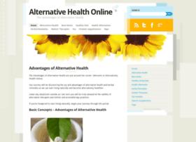 alternatively-healthier.com