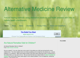 alternativemedicinereviews.blogspot.com