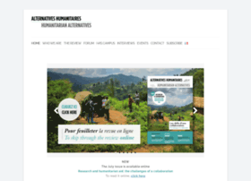 alternatives-humanitaires.org