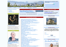 alternatives-paloises.com