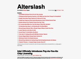 alterslash.org