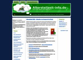altersteilzeit-info.de