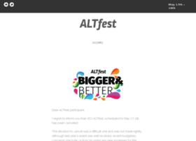 altfest.vcu.edu